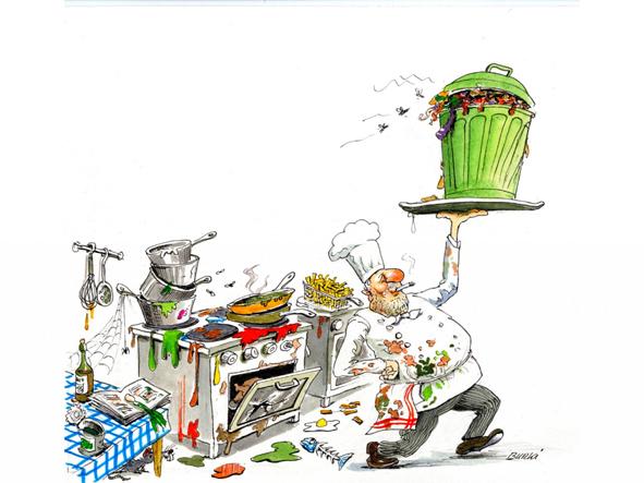 Marche de no l ou marche des dupes les cahiers d for Cuisinier humoristique