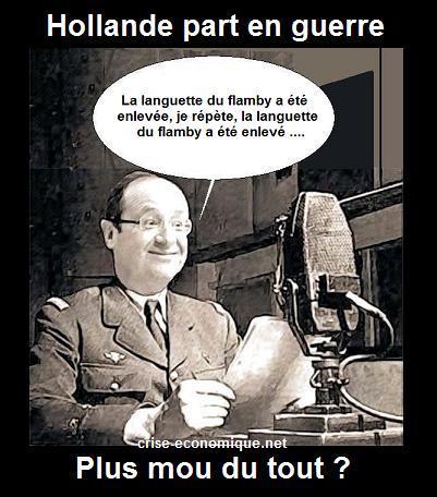Hollande-chef-de-guerre-humour