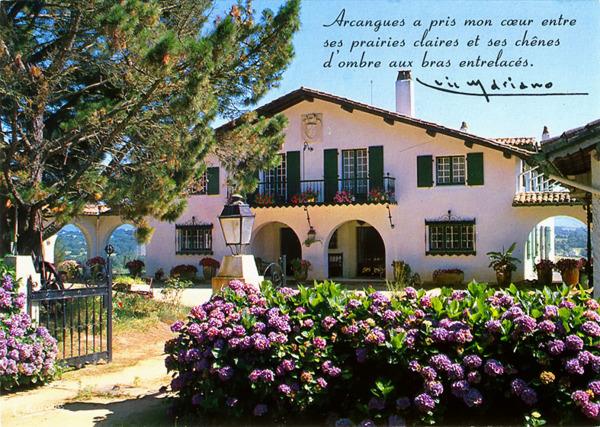 Arcangues-Chez-LUIS-MARIANO-visite-photos